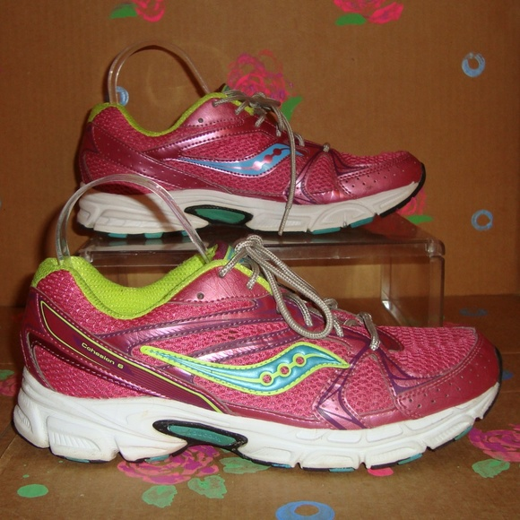 Sauchony Cohesion 6 Grid Running Shoes Size 10